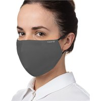 Noordi Adult Antimicrobial Face Mask - Grey