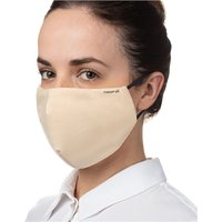 Noordi Adult Antimicrobial Face Mask - Cream