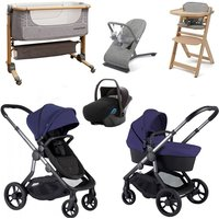 iCandy Orange Premium Travel and Nursery Bundle - Oynx