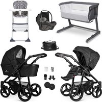 Venicci Starlight Essential Travel System and Nursery Bundle