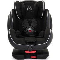 Ickle Bubba Solar Group 123 Isofix Car Seat - Black