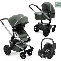 Joolz Day3 Travel System - Marvellous Green - + Pebble Pro i-size