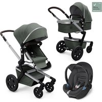 Joolz Day3 Travel System - Marvellous Green - + CBX Aton Car Seat
