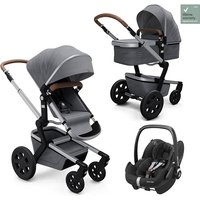 Joolz Day3 Travel System - Gorgeous Grey - + Pebble Pro i-size