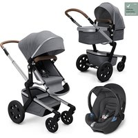 Joolz Day3 Travel System - Gorgeous Grey - + CBX Aton Car Seat