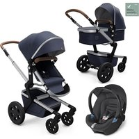Joolz Day3 Travel System - Classic Blue - + CBX Aton Car Seat