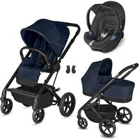 Cybex Balios S Travel System - Denim Blue