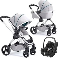 iCandy Peach Travel System - Dove Grey - Pebble Pro i-size