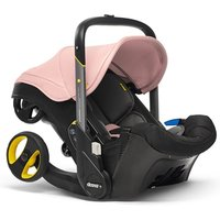 Doona Doona+ Infant Car Seat - Blush Pink