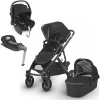 Uppababy Vista 2018 Travel System + Isofix Base - Gregory