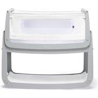 Snuz SnuzPod 4 Bedside Crib - Dove Grey