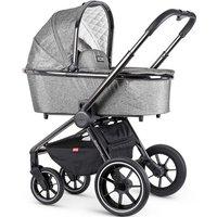 Venicci Tinum Premium Travel System and Nursery Bundle - Camo Grey