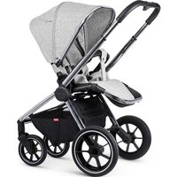 Venicci Tinum Essential Travel System and Nursery Bundle - Grey