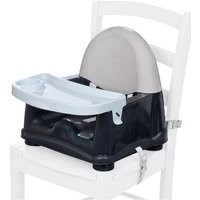 Safety 1st Easy Care Swing Tray Booster Seat - Grey Patches