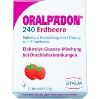 Oralpädon 240 Erdbeere