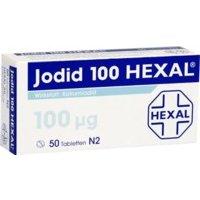 Jodid 100?g HEXAL