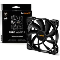 be quiet! Pure Wings 2 140mm High Speed PWM Case Fan
