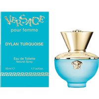 Versace Dylan Turquoise EDT - 50ml