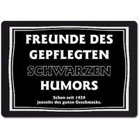 Schwarzer Humor - FREUNDE DES GEPFLEGTEN SCHWARZEN HUMORS - Schon seit 1929 ...