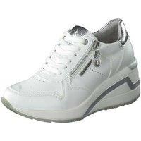 Dockers Keil Sneaker Damen weiß