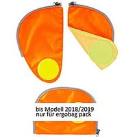 ergobag pack Sicherheitsset orange bis 18/19