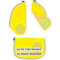 Ergobag Sicherheitsset für Cubo gelb bis 18/19