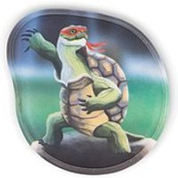 ergobag Kontur-Klettie Ninja Schildkröte