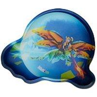 Ergobag Kontur-Klettie Drachen