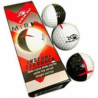 Eyeline MyRoll 5050 Putting Training Golf Balls