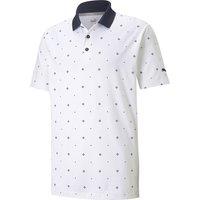 PUMA Cloudspun Gamma Polo Polo Shirt
