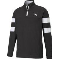 PUMA Torreyana Zip Neck Sweater