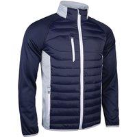 Sunderland Zermatt Padded Thermal Full Zip Golf Jacket