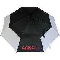 Sun Mountain H2NO 68 Inch Double Canopy Golf Umbrella