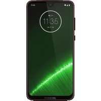 Motorola G7 Plus Red