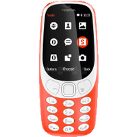 Click here to buy Nokia 3310 3G Red