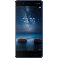 Nokia 8 128GB blue