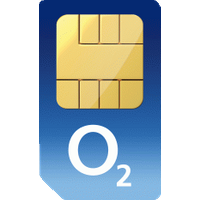 O2 Pay Monthly SIM Card