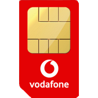 Vodafone Pay Monthly SIM Card