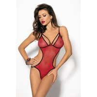 Anais Flame Body Red