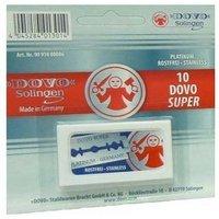 Caja de 100 Cuchillas de Afeitar Doble Filo SUPER PLATINUM de DOVO
