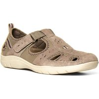 Earth Spirit Womens Khaki Sport Casual Shoe