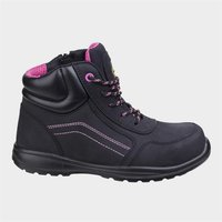 Image of Amblers Safety Womens AS601 Lydia in Black