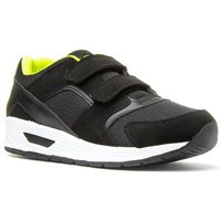 Mercury Boys Black Sporty Trainer in Black