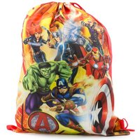 Marvel Avengers Kids Red Pump Bag
