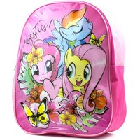 My Little Pony Kids Pink Backpack