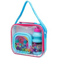 Trolls Kids Lunch Bag with Bottle And Box