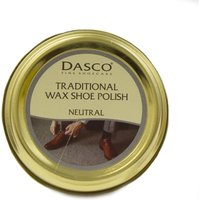 Dasco Traditional Neutral Wax Shoe Polish