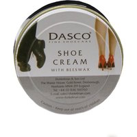 Dasco Shoe Cream with Beeswax in Black