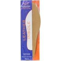Shoeology Leather Insoles Size 11