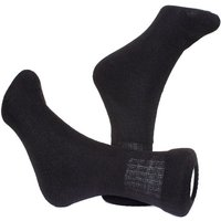Shoeology Mens Black 5 Pack Sport Socks